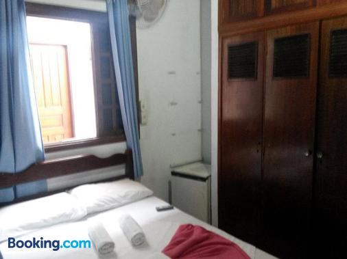 埃德森旅馆 - 卡拉瓜塔图巴 - 睡房