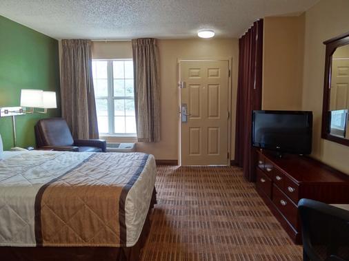 美国长住酒店 -弗雷斯诺 - 北 - 弗雷斯诺 - 睡房
