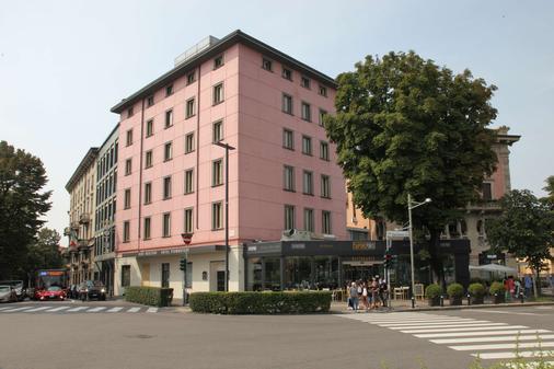 皮埃蒙特贝斯特韦斯特酒店 - 贝加莫 - 建筑