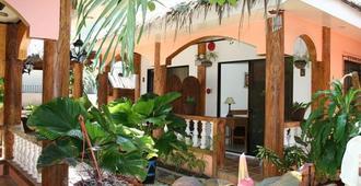 戴夫草帽酒店 - 长滩岛 - 户外景观