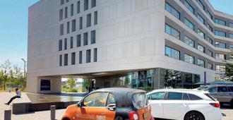 卢森堡诺富特套房酒店 - 卢森堡 - 建筑