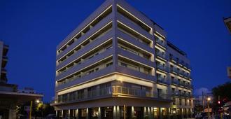 撒马里亚酒店 - 哈尼亚 - 建筑