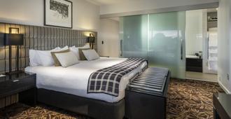 乔治酒店 - 基督城 - 睡房