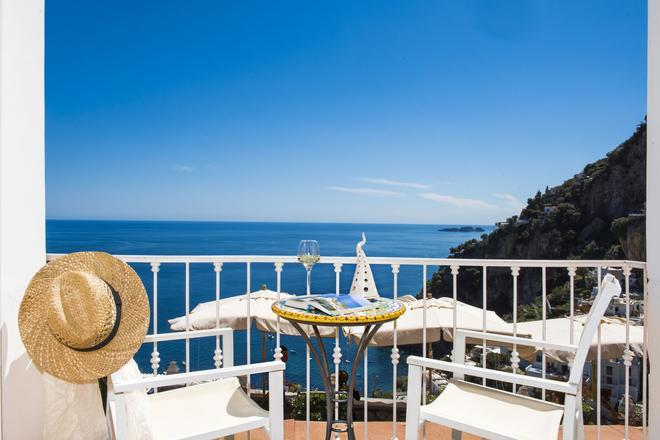 加布里萨别墅酒店 - 波西塔诺 - 阳台