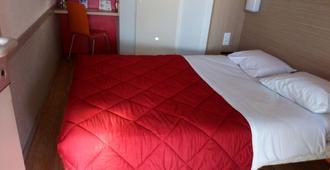 北布洛瓦普瑞米尔经典酒店 - 布鲁瓦 - 睡房