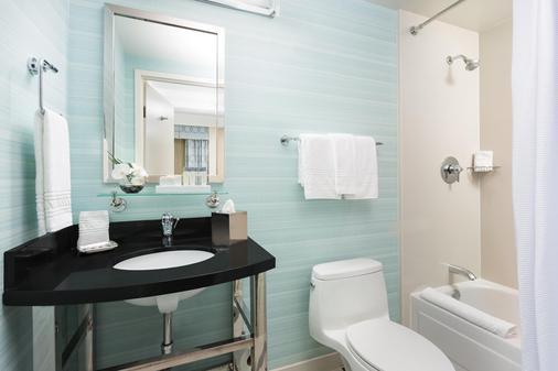 时代广场玫拉酒店 - 纽约 - 浴室