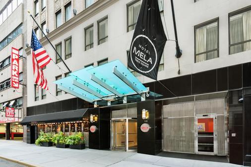 时代广场玫拉酒店 - 纽约 - 建筑