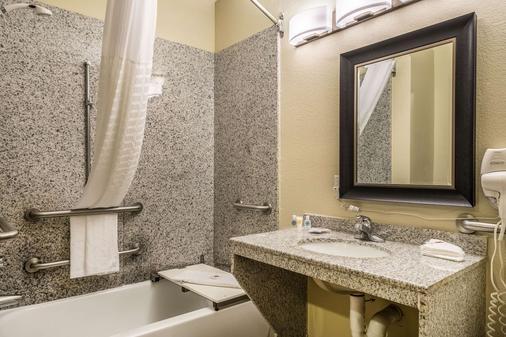 圣马科斯康福特套房酒店 - 圣马科斯 - 浴室