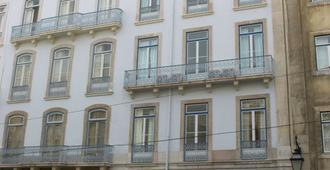 阿露比雅格兰德盘沙住宅酒店 - 里斯本 - 建筑