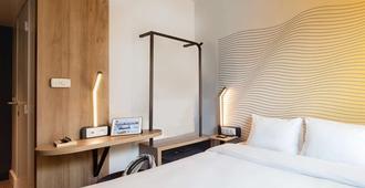 里昂中心布瑞西倍思罗特酒店 - 里昂 - 睡房
