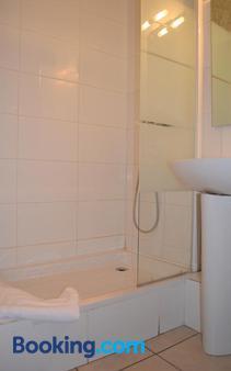 和睦酒店 - 尼姆 - 浴室