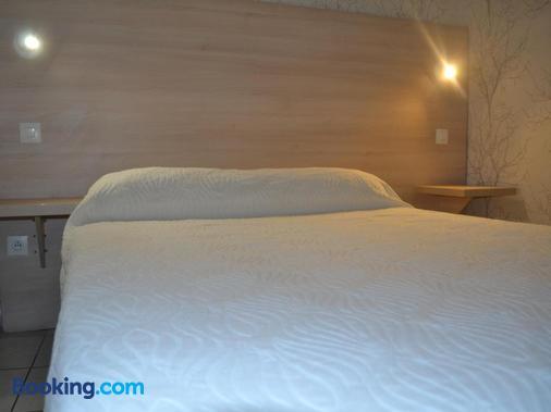 和睦酒店 - 尼姆 - 睡房