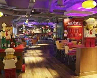 Legoland(R) Windsor Resort - 温莎 - 餐馆