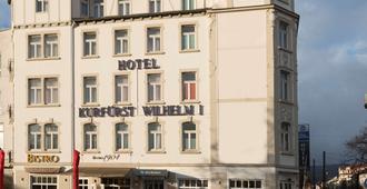 威廉选帝侯大街贝斯特韦斯特酒店 - 卡塞尔