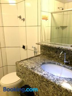 维拉尼罗酒店 - 累西腓 - 浴室