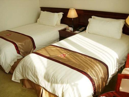 上海航空酒店 - 上海 - 睡房