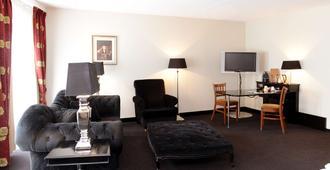 法兰斯哈尔斯阿姆拉斯大酒店 - 哈莱姆 - 客厅