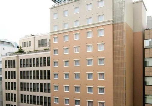 东京日本桥东横 Inn - 东京 - 建筑