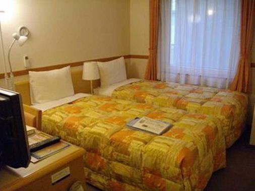东京日本桥东横 Inn - 东京 - 睡房