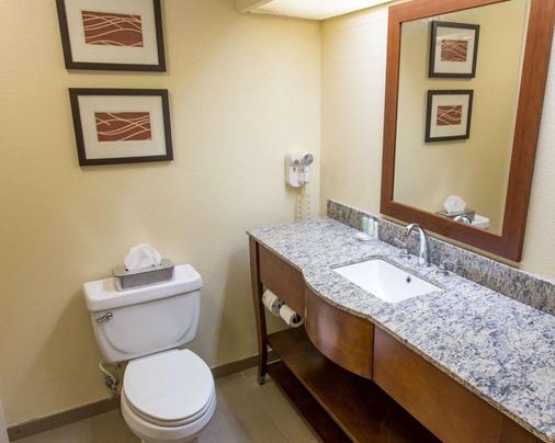 凯富酒店 - 哈蒙德(路易斯安那州) - 浴室