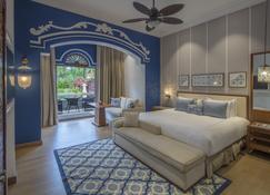 果阿泰姬陵酒店&度假村 - 比纳里姆 - 睡房