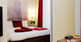 阿德吉奥慕尼黑城市酒店 - 慕尼黑 - 睡房