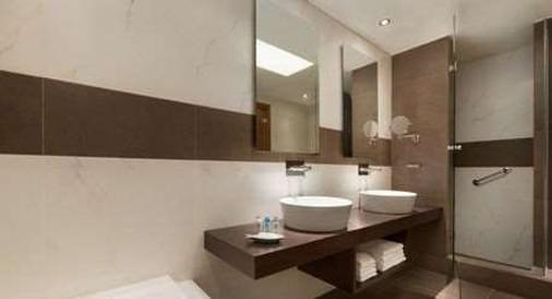 波塞登度假酒店 - 路特奇 - 浴室