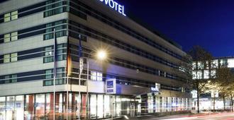 诺富特亚琛城市酒店 - 亚琛 - 建筑