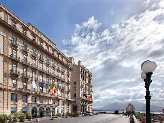 圣卢西亚大酒店 - 那不勒斯 - 建筑