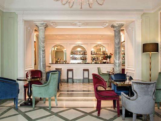 圣卢西亚大酒店 - 那不勒斯 - 酒吧