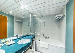 布拉格市nh酒店 - 布拉格 - 浴室