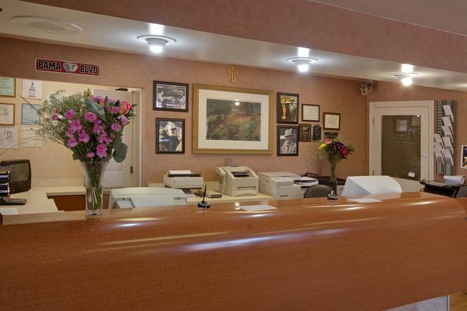塔斯卡卢萨美洲最佳价值酒店 - 塔斯卡卢萨 - 大厅