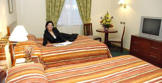 圣地亚哥德阿尔马格罗蒙特港酒店 - 蒙特港