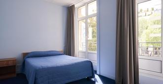 佩提杜肯酒店 - 南特 - 睡房