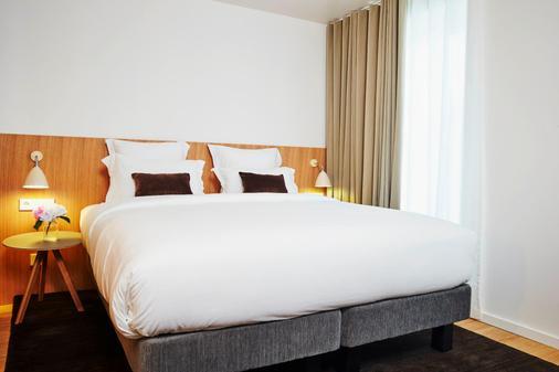 共和国9酒店 - 巴黎 - 睡房