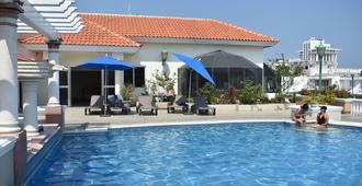 巴卢阿特酒店 - 韦拉克鲁斯 - 游泳池