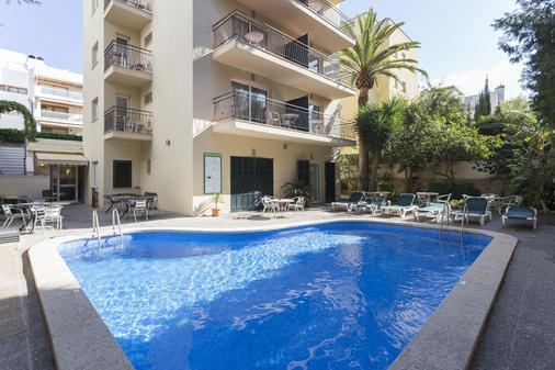 博南尼旅馆 - 马略卡岛帕尔马 - 游泳池