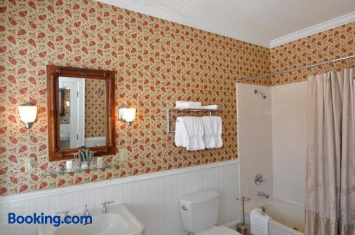 布鲁夫景观旅馆 - 查塔努加 - 浴室