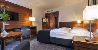 慕尼黑玛丽蒂姆酒店 - 慕尼黑 - 睡房