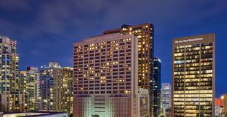 圣地亚哥万豪度假会酒店 - 圣地亚哥 - 建筑