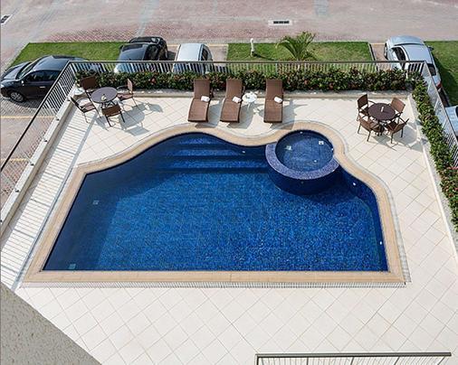 里约热内卢巴拉达蒂茹卡品质酒店 - 里约热内卢 - 游泳池