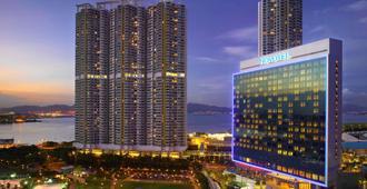 香港诺富特东荟城酒店 - 香港 - 建筑