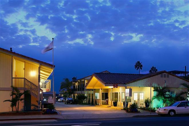 太平洋海岸酒店 - 圣地亚哥 - 建筑