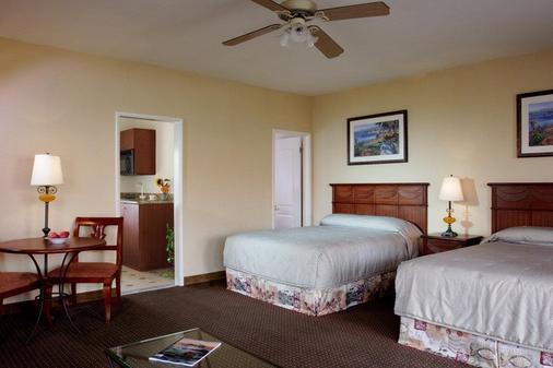 太平洋海岸酒店 - 圣地亚哥 - 睡房