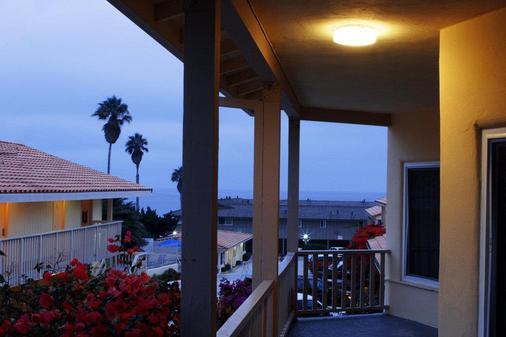 太平洋海岸酒店 - 圣地亚哥 - 阳台