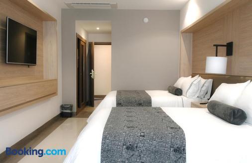 雷亚尔马斯特莱扎酒店 - 瓜达拉哈拉 - 睡房