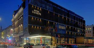 岳罗普酒店 - 萨拉热窝 - 建筑