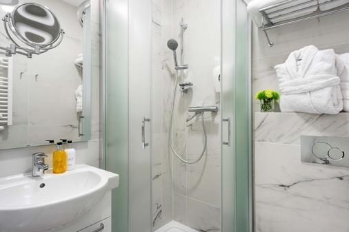 克拉科夫老城区贝斯特韦斯特酒店 - 克拉科夫 - 浴室