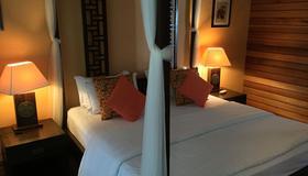 莫莱克别墅酒店 - 兰卡威 - 睡房