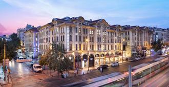 温德姆伊斯坦布尔老城酒店 - 伊斯坦布尔 - 户外景观